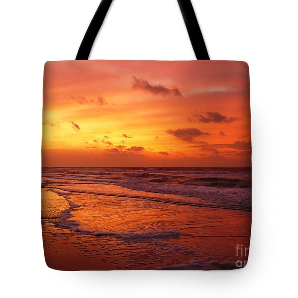 Myrtle Beach Sunrise II Tote Bag