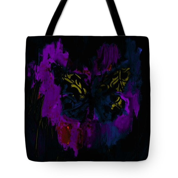 Mysterious By Lisa Kaiser Tote Bag