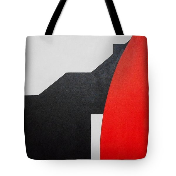 Mysterious Doorway Tote Bag