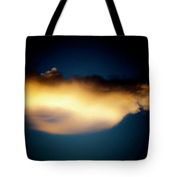 Mysterious Glow Tote Bag