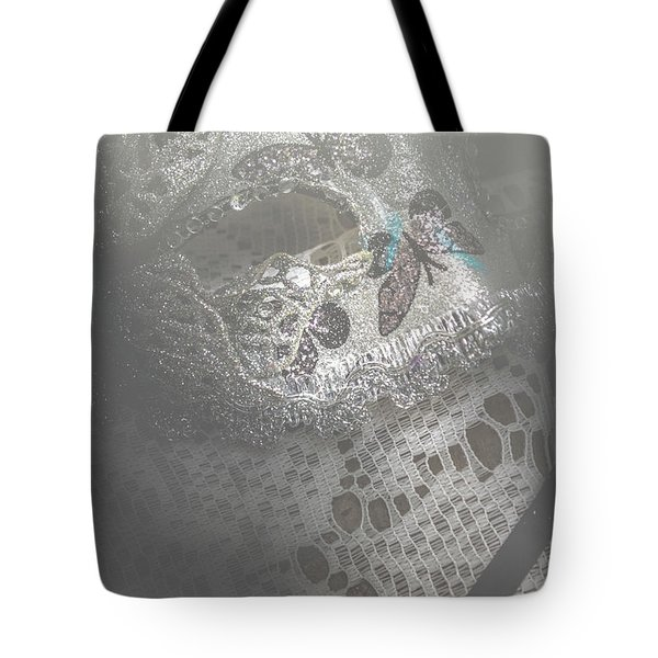 Mysterious Pantomime Play  Tote Bag