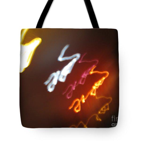 Tote Bag featuring the photograph Mysterious Signature by Ausra Huntington nee Paulauskaite