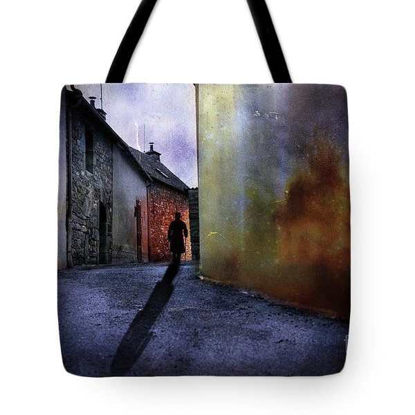 Mystery Corner Tote Bag by Jim  Hatch