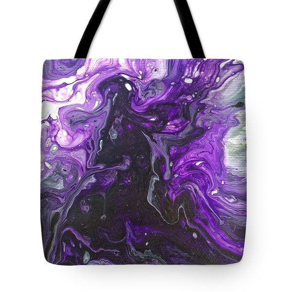 Mystery, Moodiness  Tote Bag