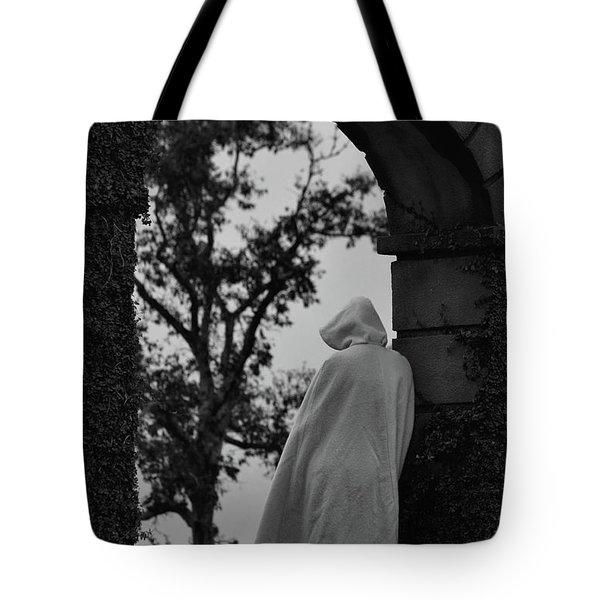 Mystery Woman Tote Bag by Nadalyn Larsen