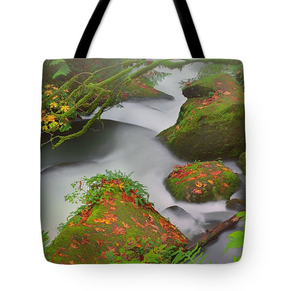 Mystic Autumn Tote Bag
