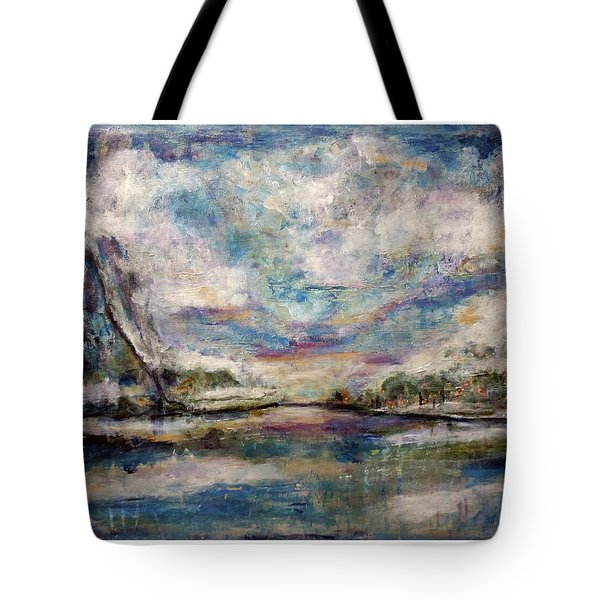Mystic Cove Tote Bag