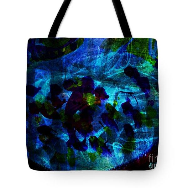 Mystic Creatures Of The Sea Tote Bag