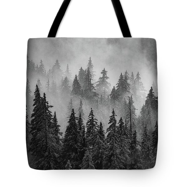 Tote Bag featuring the photograph Mystic  by Dustin LeFevre