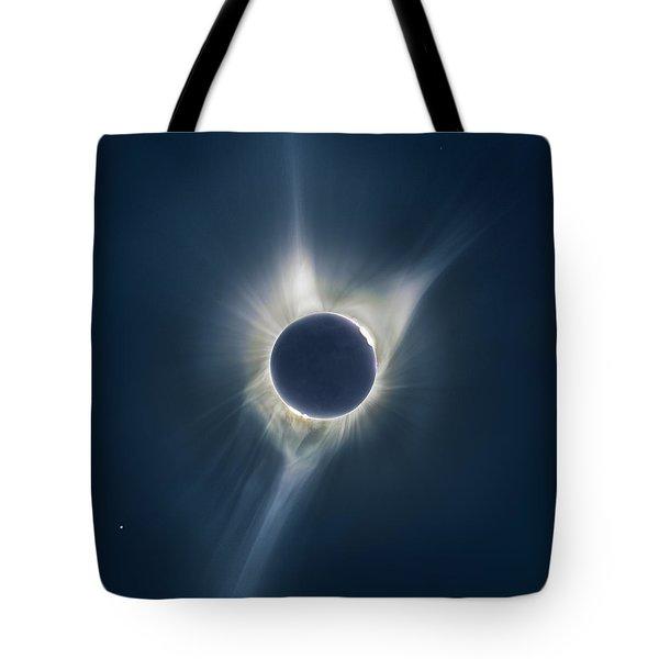 Mystic Eclipse  Tote Bag