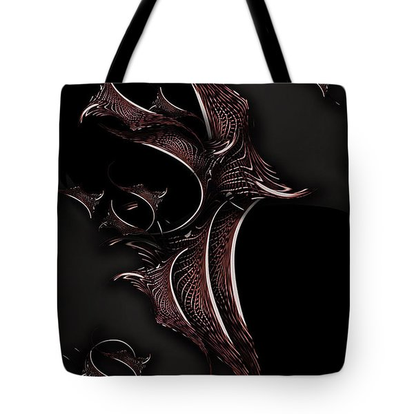 Mystic Experience Constructed Tote Bag