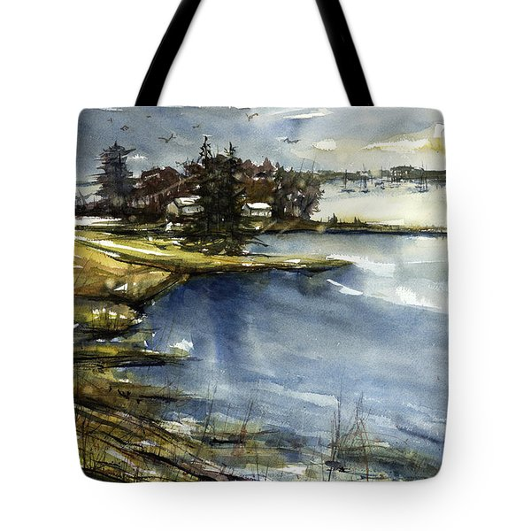 Mystic Tote Bag by Judith Levins