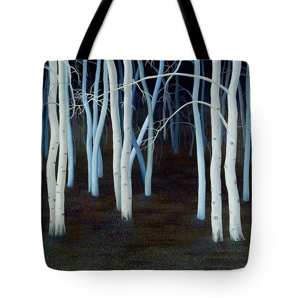 Mystic Tote Bag by Magdolna Ban