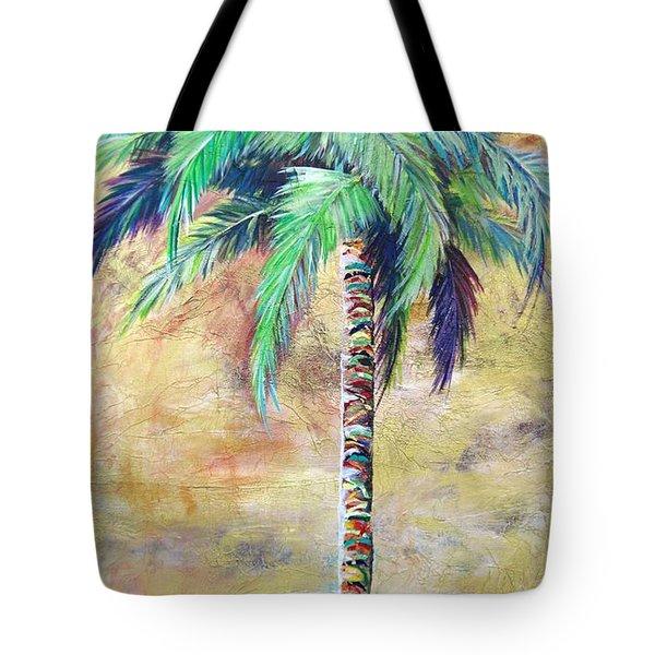 Mystic Palm Tote Bag