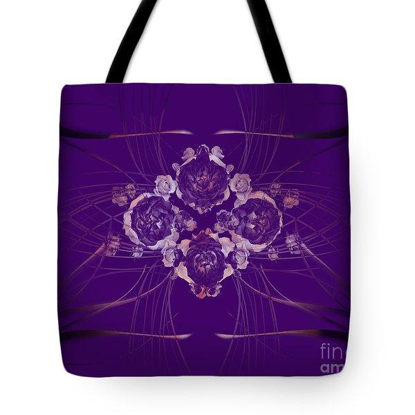 Mystic Roses Tote Bag