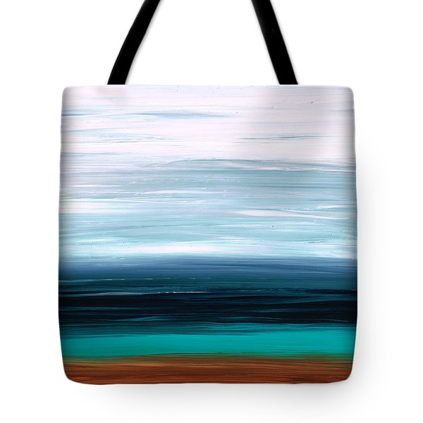 Mystic Shore Tote Bag