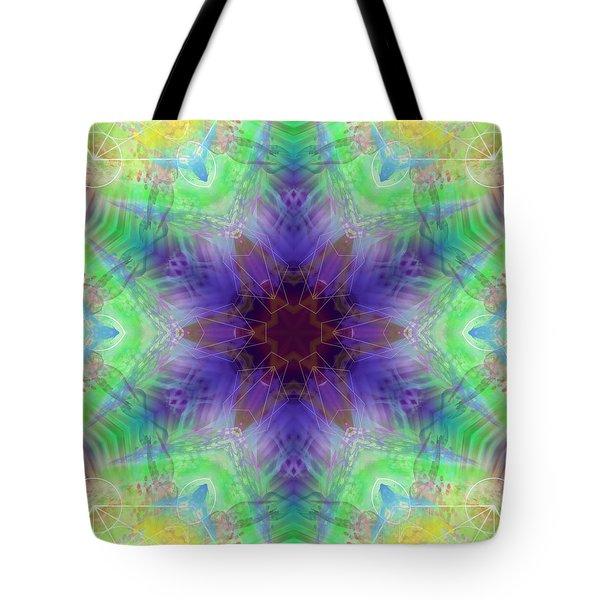 Tote Bag featuring the digital art Mystic Universe 4 Kk2 by Derek Gedney