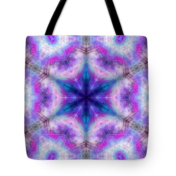 Tote Bag featuring the digital art Mystic Universe 5 Kk2 by Derek Gedney