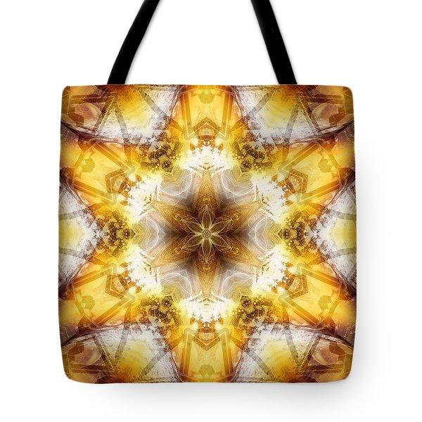 Tote Bag featuring the digital art Mystic Universe 7 Kk2 by Derek Gedney