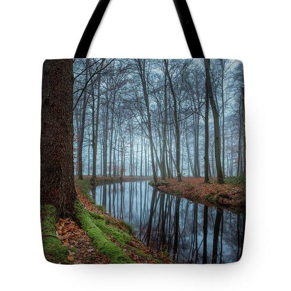 Mystic Voorstonden Tote Bag