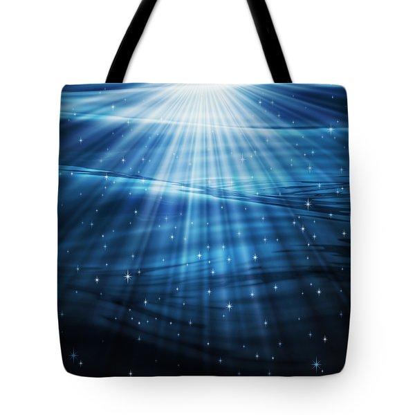 Mystic Waters Tote Bag