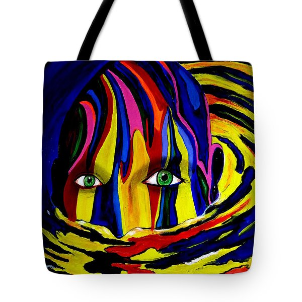 Mystic Waters Tote Bag