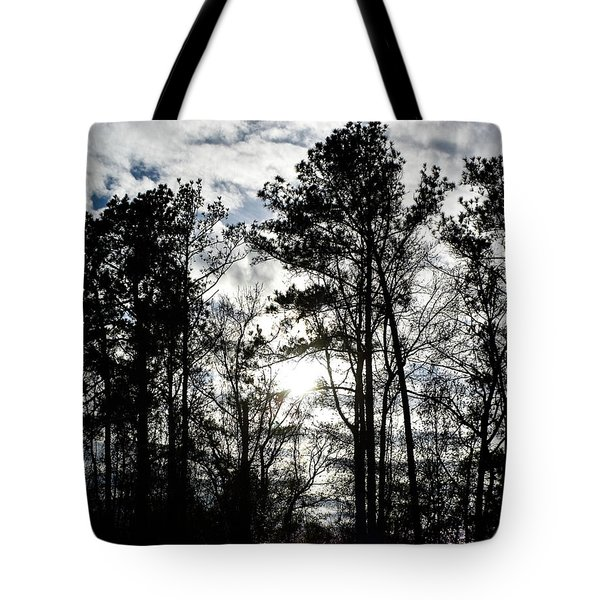 Mystic Wilderness Tote Bag