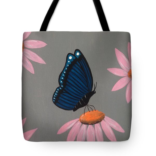 Mystical Butterfly Tote Bag