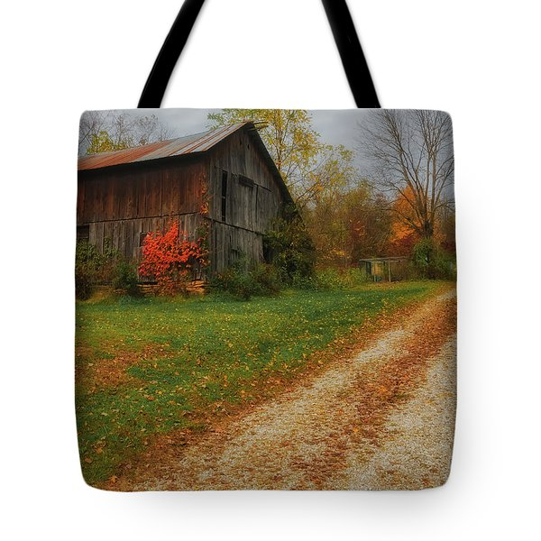 Mystical Country Lane  Tote Bag