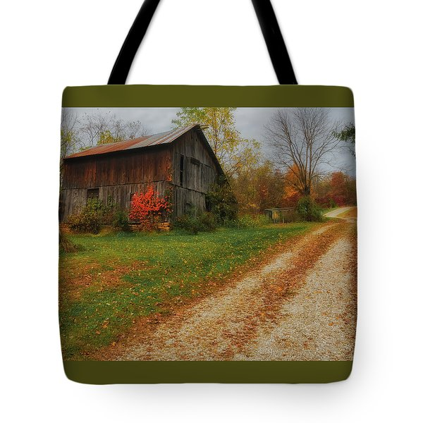 Mystical Country Lane  Tote Bag