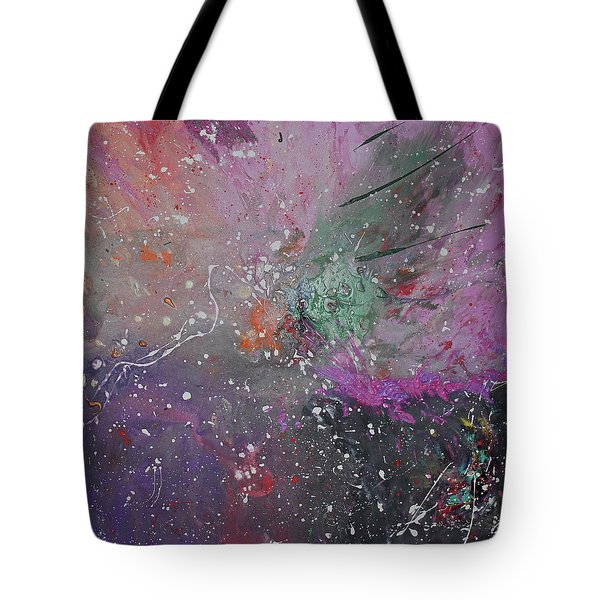 Mystical Dance Tote Bag