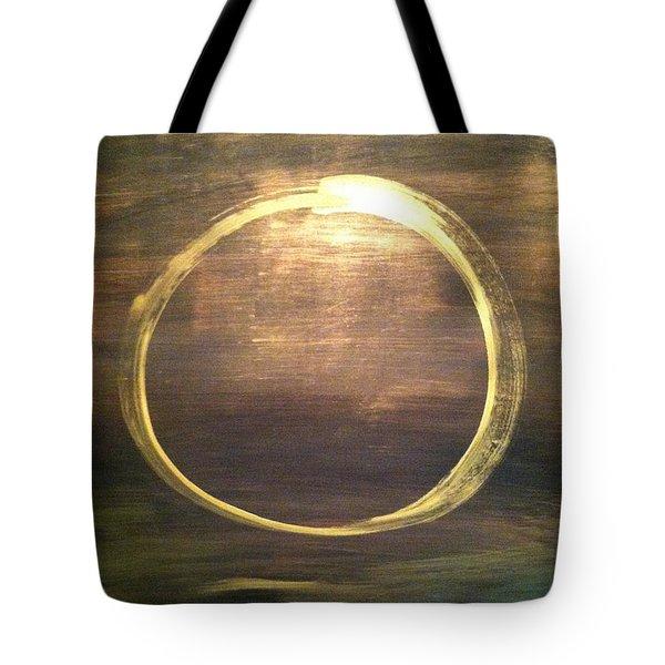 Mystical Enso Tote Bag