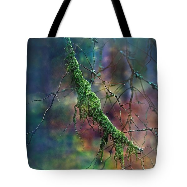 Mystical Moss - Series 1/2 Tote Bag
