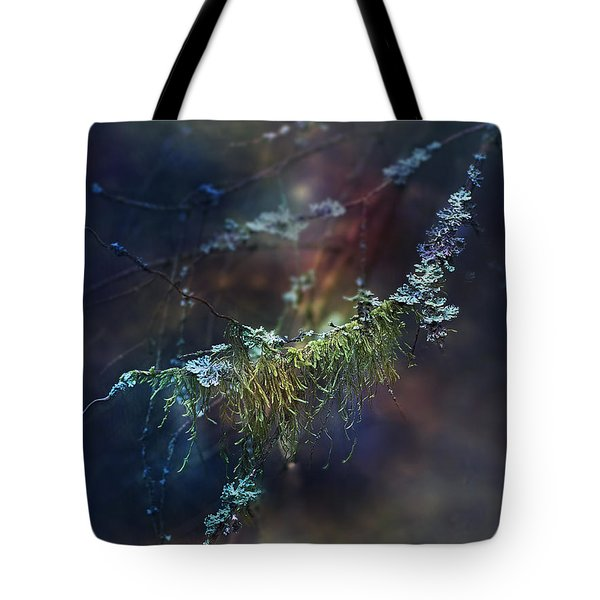 Mystical Moss - Series 2/2 Tote Bag
