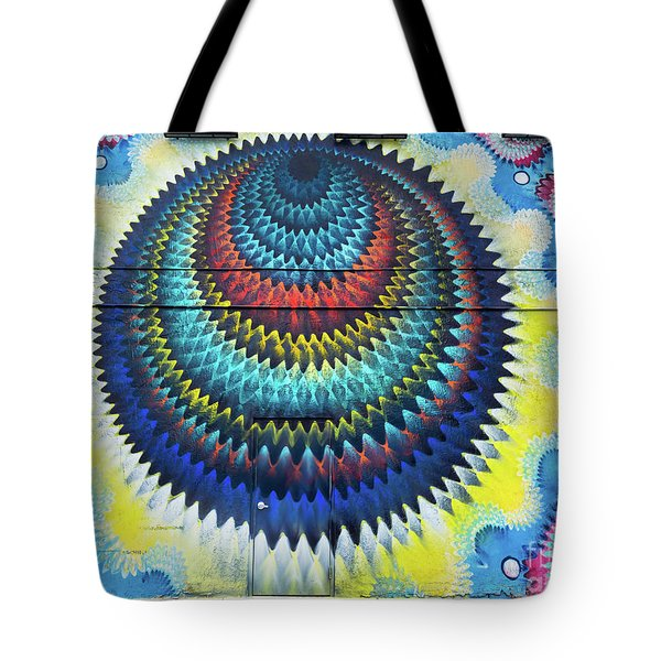 Mystical Ride Tote Bag
