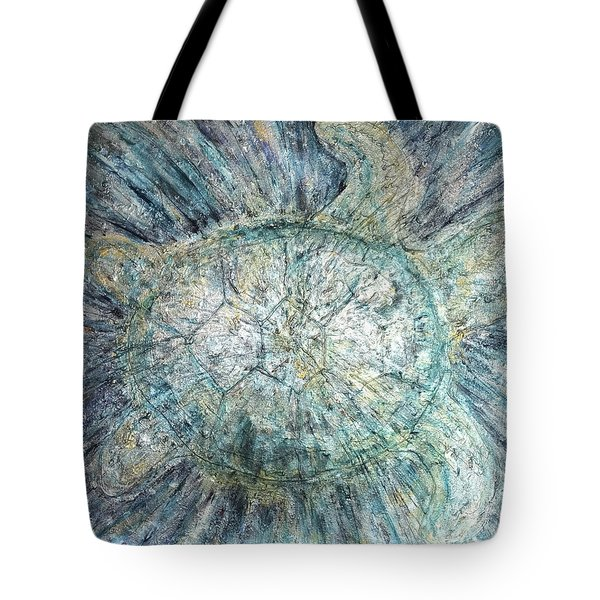 Mystical Sea Turtle Tote Bag