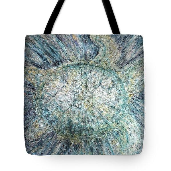 Mystical Sea Turtle Tote Bag
