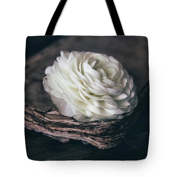 Tote Bag featuring the photograph Mystique by Kim Hojnacki