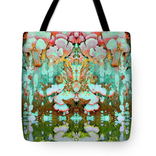 Mythic Throne Tote Bag
