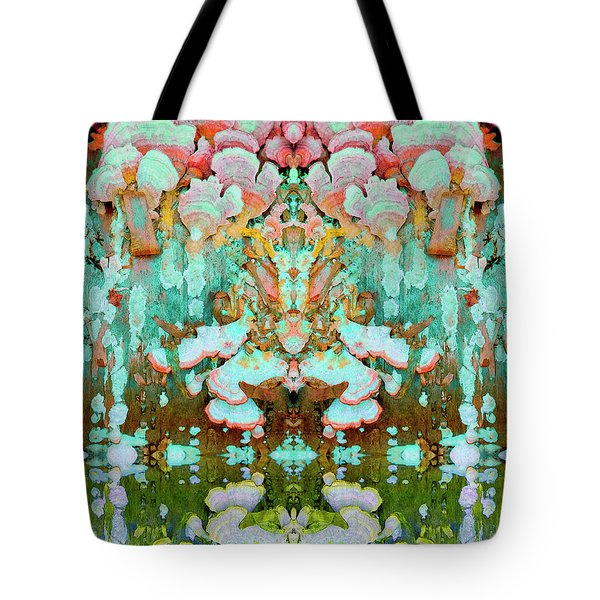 Mythic Throne Tote Bag