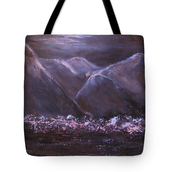 Mythological Journey Tote Bag