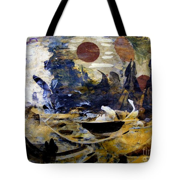Mythologies Tote Bag