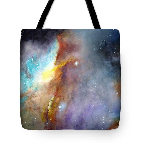 N11b Large Magellanic Cloud Tote Bag