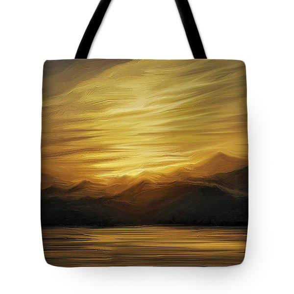 Naama Bay, Egypt Tote Bag