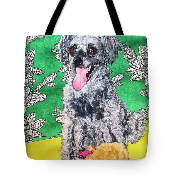 Nacho Tote Bag