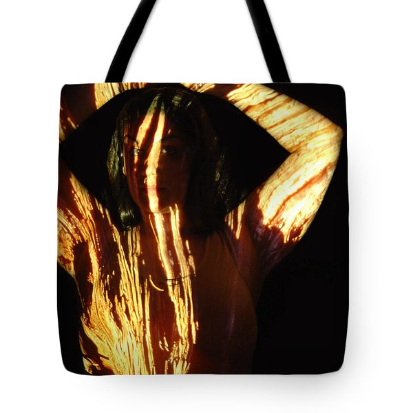 Nadia Tote Bag by Arla Patch