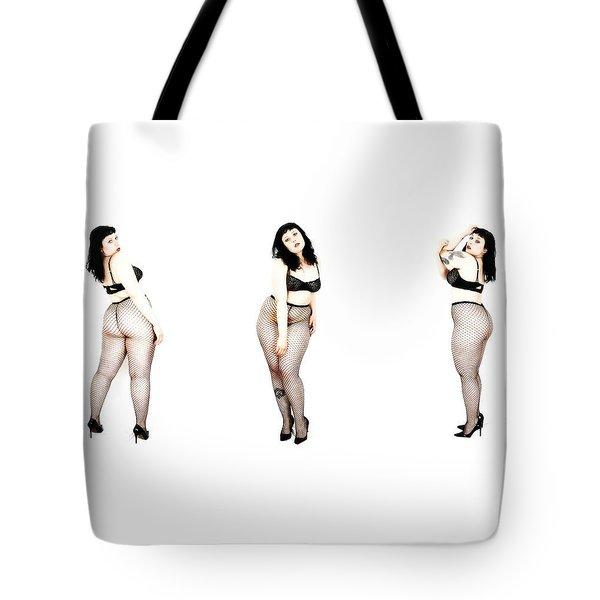 Nadine 4 Tote Bag