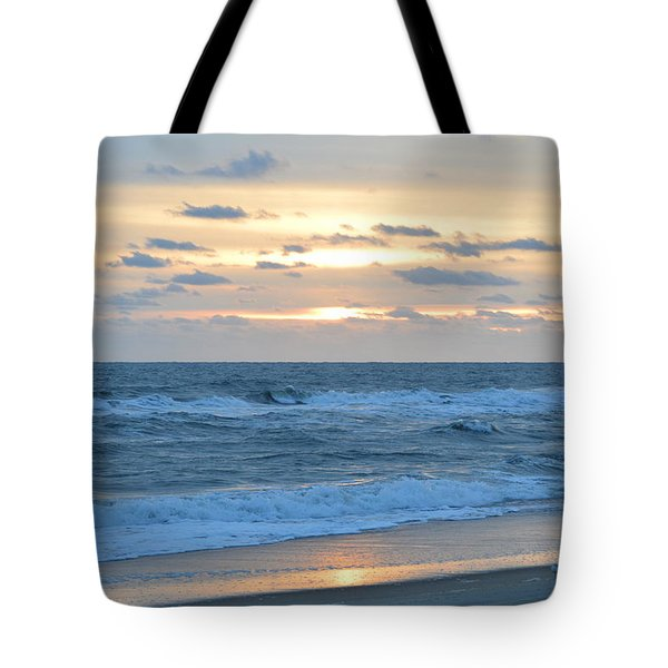 Tote Bag featuring the photograph Nags Head 11/23 by Barbara Ann Bell