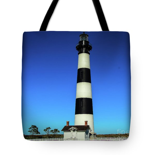 Nags Head Lighthouse Tote Bag