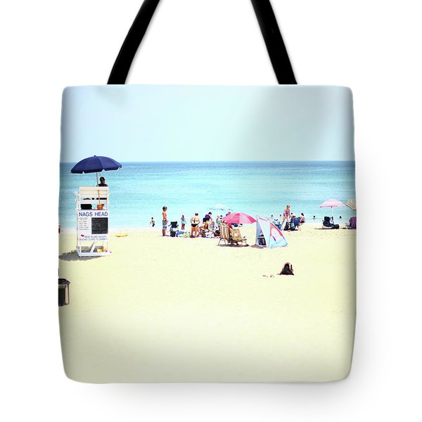 Nags Head Tote Bag